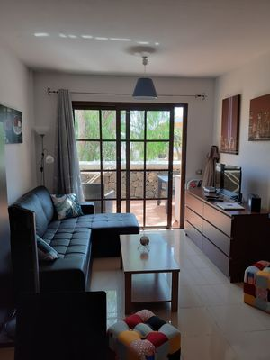 Photo for Comfortable apartment with terrace, 3 swimming pools, tennis and WiFi broadband