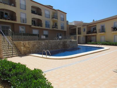 Photo for Moraira/Teulada Pristine Modern Apartment