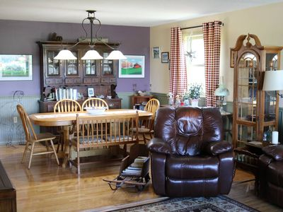 Photo for Cozy VT Country Home Close to town and local ski areas