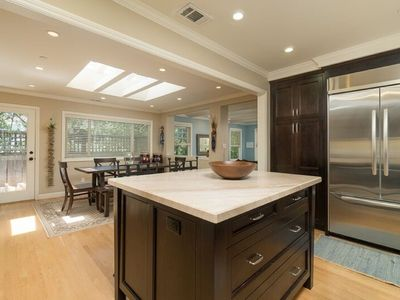 Photo for Home close to wine country and SF. Walking distance to San Anselmo