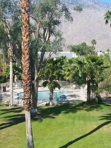 Photo for Large Beautiful Sunny Palm Springs Condo