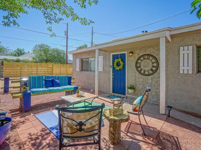 Photo for Private Casita in Downtown, close to I-25, hospitals, historic neighborhood