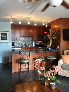 Photo for IS215 Summer Special $139! High-End 2 Bed/2 Bath Double Balcony Oceanview