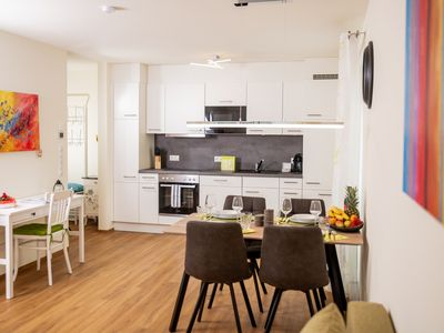 Photo for Apartment close to the train station and the city. (max 2EW + 3KI)