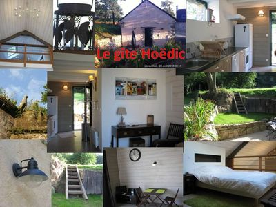Photo for Charming cottage to discover in South Brittany ...