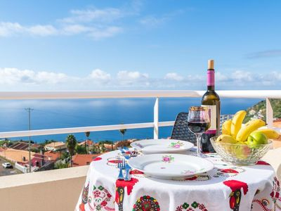 Photo for Holiday apartment Arco da Calheta for 1 - 4 persons with 2 bedrooms - Holiday apartment in a villa