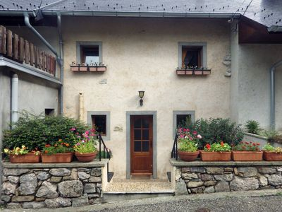Photo for Gîte, close to Hautecombe Abbey, Lac du Bourget