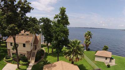 Photo for 3915 Brookhaven Dr - Beautiful Water Front Home on Lake Conroe