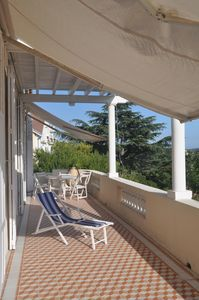 Photo for Large Villa with Character 50 meters from the beach