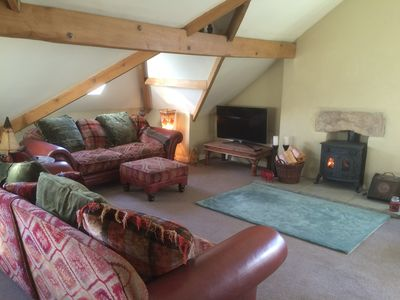 Photo for Lovely large character apartment, cottage feel, in a beautiful Victorian house