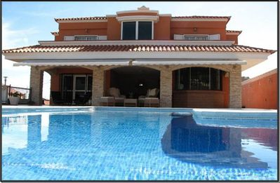 Photo for Villa with Pool and Tennis Court