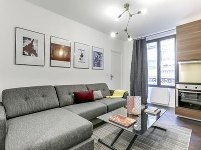 Photo for Troyon - Three Bedroom Apartment, Sleeps 7