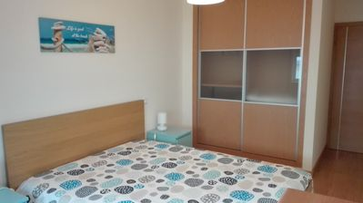 Photo for 1 bedroom apartment with pool, playground and parking
