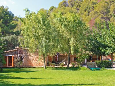 Photo for Finca in Port de Soller with swimming pool and gardens, near the sea
