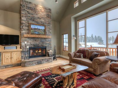 Photo for Amazing Private Home with Spanish Peak Views. Luxury Mixed With Ski Access!