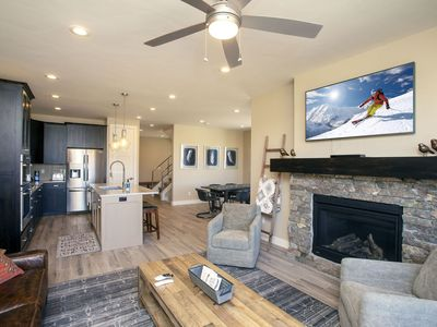 Photo for Edgewater 28: Beautiful Townhome near Pineview - Perfect Snowbasin Lodging