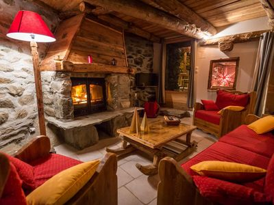 Photo for 4BR Chalet Vacation Rental in Bonneval-Sur-Arc, Auvergne-Rhône-Alpes