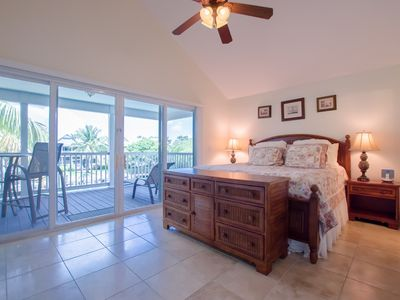 Photo for 3 Bedroom and 2.5 Bath Villa with 32' Private Dock ~ Village at Hawks Cay Villa 7061