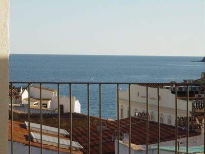 Photo for Charme apartment with terrace and sea views