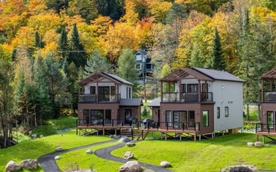 Photo for the Chalets Sauvignon - 2 bedroom Chalet  occupation Double
