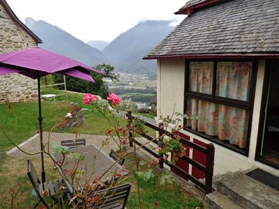 Photo for COMFORTABLE COUNTRY BETWEEN ARGELES-GAZOST AND SKI RESORT OF HAUTACAM with WIFI