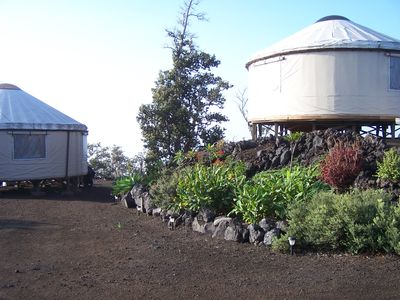 Photo for Hawaii Yurts Luxury For Less