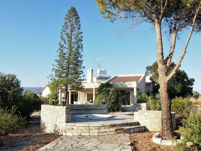 Photo for Spacious Villa In Pareklisia - 3 Minutes To The Sea, Great Views And Jacuzzi