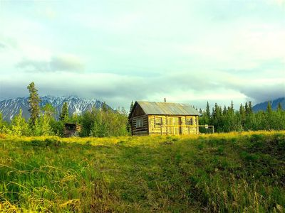 Photo for 1BR Cabin Vacation Rental in Haines Junction, YT