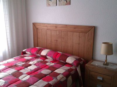 Photo for FAMILY ACCOMMODATION CONDE DON RAMON. GARAGE INCLUDED. Free WIFI.