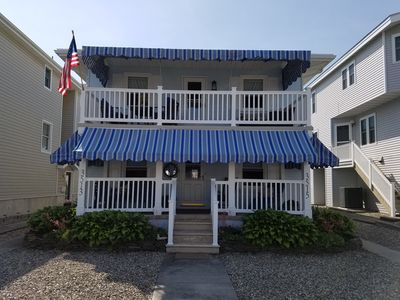 Photo for Charming First Floor 3 Bedroom/1 Bath On Beach Block Ocean City NJ