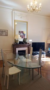 Photo for Charming apartment near the Arc de Triomphe.