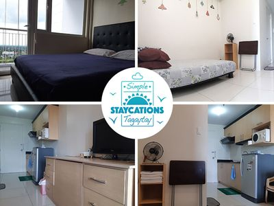 Photo for 15F Simple Staycations at Wind Residences