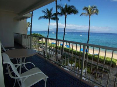 Photo for OCEAN FRONT !!!!!!!!!!!!  UNIT #302.....2bd/2/ba sleeps 7-8 at The Whaler !