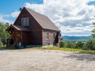 Photo for *NEW LISTING* Beautiful home with gorgeous views. Close to water and skiing