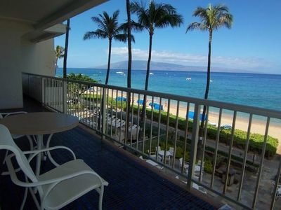 Photo for Awesome Oceanfront March 2020 @ The Whaler Oceanfront Kaanapali - One Month only