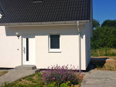Photo for Beautiful, natural flat with big terrace in the heart of the island of Rügen