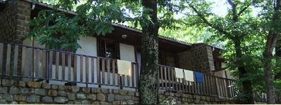 Photo for Camping du Lac *** - Chalet 3 Rooms 4/8 People