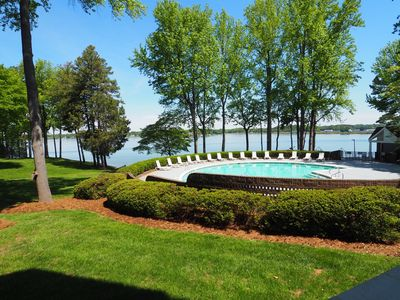 Photo for Stay Awhile at Lake Norman. This extended stay condo is the perfect home away from home!