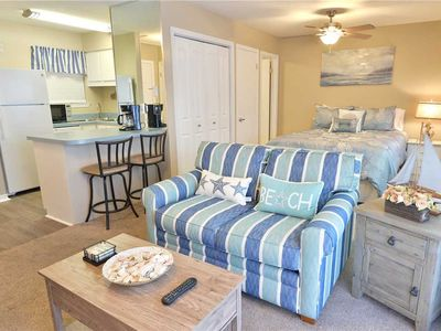 Photo for Gulf Highlands 116K, Studio, Heated Pool Access, Sleeps 2
