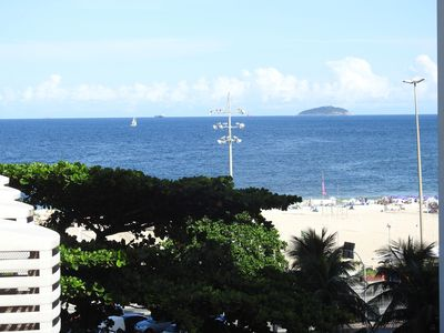 Photo for Ocean View: Your Apartment on Av. Atlantic with Sea View!