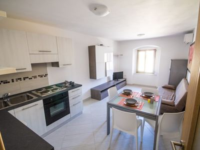 Photo for Apartment in the center of Umag with Air conditioning (576392)