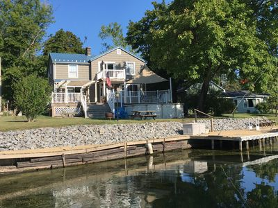 Photo for A charming Seneca Lake home centrally located in the beautiful Finger Lakes.