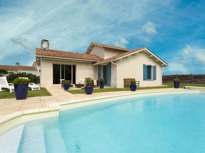 Photo for Vacation home Le Domaine de Fontenelles (SGC223) in Saint-Gilles-Croix-de-Vie/Givrand - 8 persons, 4 bedrooms