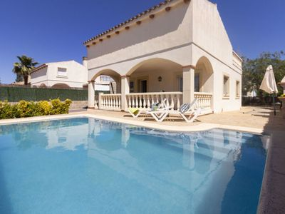 Photo for Vacation home Ricardo in Deltebre - 6 persons, 3 bedrooms
