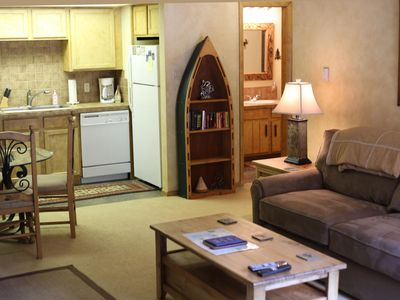 Photo for Ski In One Bedroom Condo at Base of Copper Mountain