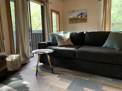Photo for Stylish 2BR + Sleeper Sofa in West Vail