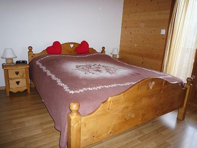 Photo for Vacation home L'Escapade in Ovronnaz - 6 persons, 3 bedrooms