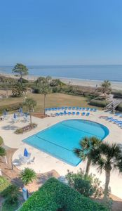 Photo for 2 Bedroom, 2 Bath Unit at Oceanfront Resort
