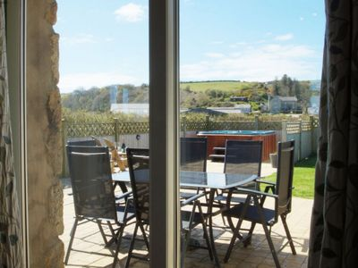 Photo for Vacation home Beudy'r Catsell in Abersoch - 5 persons, 2 bedrooms