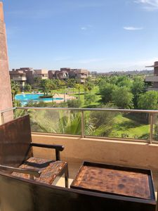 Photo for 3BR Apartment Vacation Rental in Marrakech, Marrakech tensift